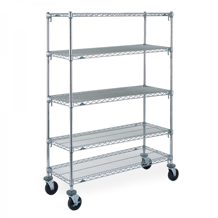 Metal Wire Shelving Units