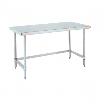 HD Super Stationary Table With U Frame (Stainless Steel)