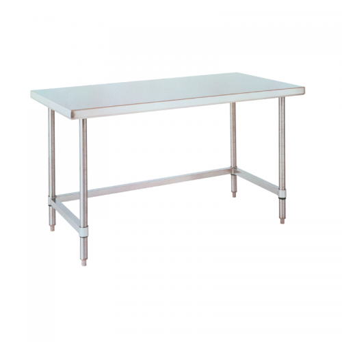 Shelving Products Stationary Lab Table With U Frame