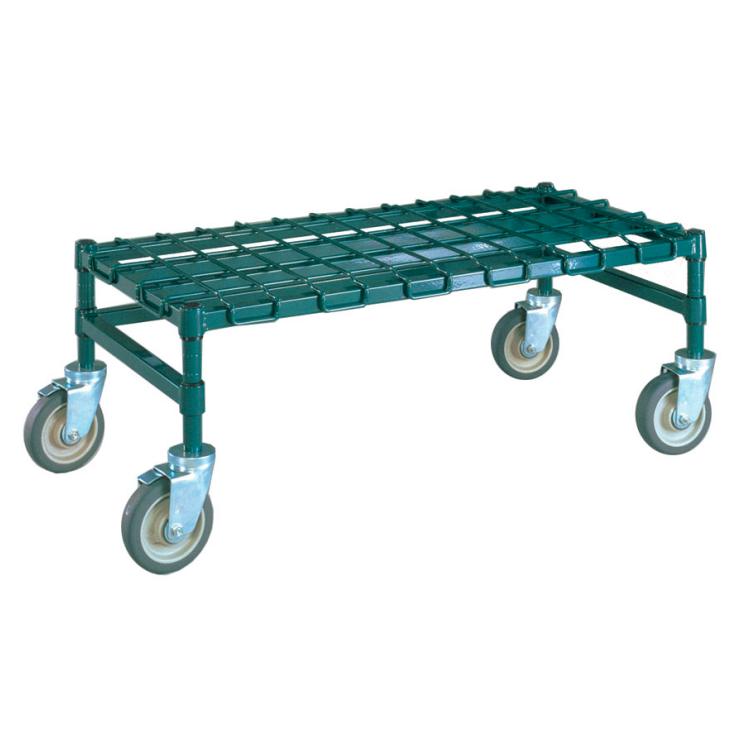 Super Erecta Mobile Dunnage Rack